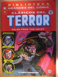 Biblioteca Grandes del Comic Clásicos del Terror 4