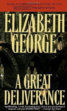 Book Review: Elizabeth George's A Great Deliverance