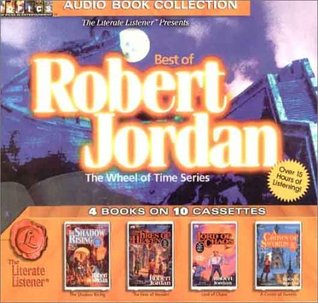 Best of Robert Jordan (Wheel of Time, #4-7)