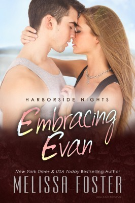 Embracing Evan (Harborside Nights #6; Love in Bloom #60)
