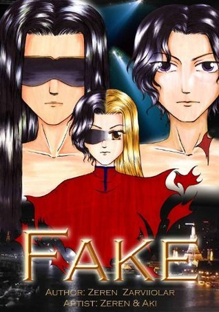 Fake!: Real Battle, Fake Bond, Between Two Guy Under Their Fake Face