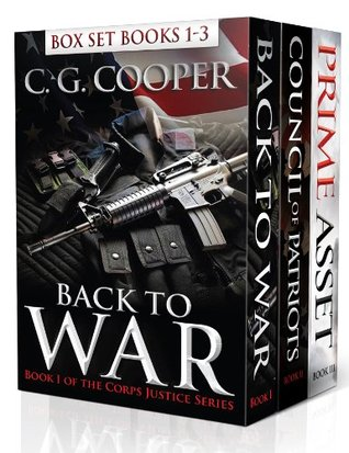 Corps Justice Boxed Set (Corps Justice, #1-3)