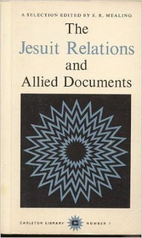 Jesuit Relations and Allied Documents: A Selection