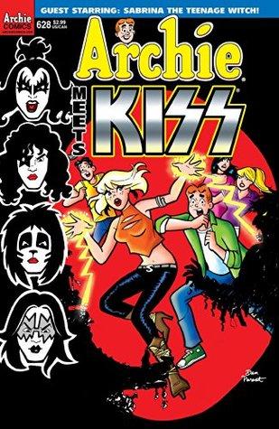Archie #628: Archie Meets KISS Part 2