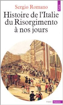 Histoire de l'Italie du Risorgimento à nos jours