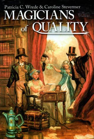 Magicians of Quality Cecelia Kate