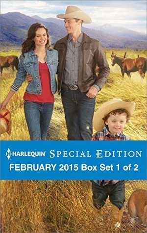 Harlequin Special Edition February 2015 - Box Set 1 of 2: Fortune's Little Heartbreaker / The Fireman's Ready-Made Family / Marry Me, Mackenzie!