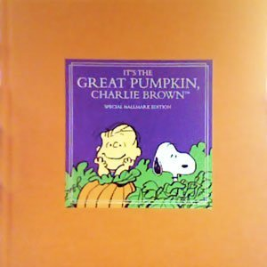 It's The Great Pumpkin Charlie Brown Quotes Prepossessing Bok6124 It's The Great Pumpkin Charlie Brown Special Hallmark