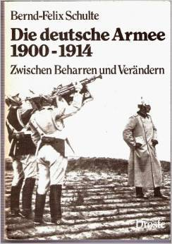 die-deutsche-armee-1900-1914-zwischen-beharren-und-verndern