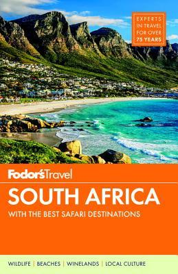 fodors exploring south africa 5th edition