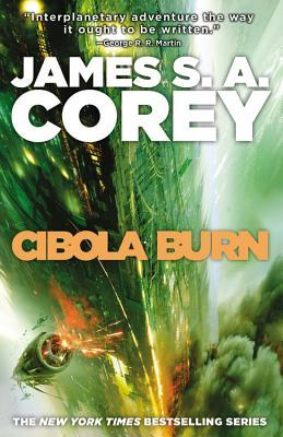 Cibola Burn (The Expanse, #4) por James S.A. Corey