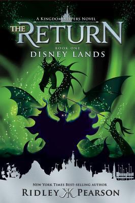 Disney Lands by Ridley Pearson thumbnail