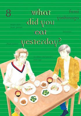 What Did You Eat Yesterday?, Volume 8