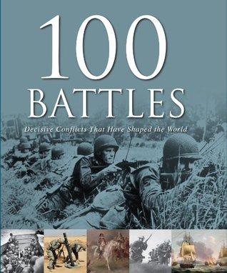 Descargas gratuitas de libros electrónicos para reventa 100 Battles That Shaped the World