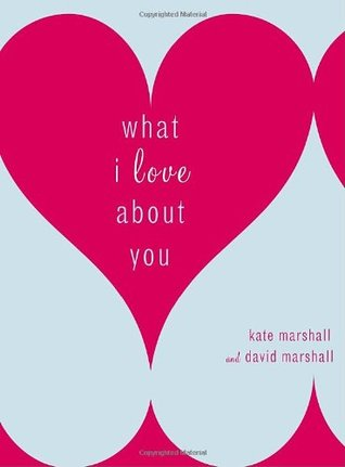 What I Love About You by Kate Marshall