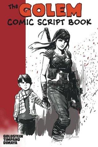 The Golem: Comic Script Book