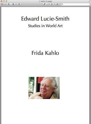 Frida Kahlo (Studies in World Art Book 29)