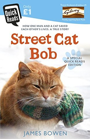Street Cat Bob: How one man and a cat saved each others lives. A true story. - James Bowen