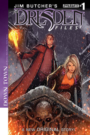 Jim Butcher's Dresden Files: Down Town #1