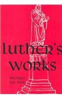 Lectures on the Minor Prophets I (Luther's Works, #18)