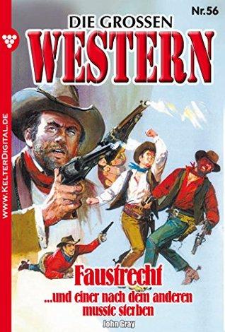 FAUSTRECHT: Die großen Western 56