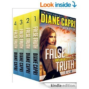 False Truth 1 - 4: A Jordan Fox Mystery Boxed Set (The Hunt for Truth)