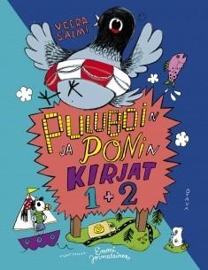 Puluboin ja Ponin kirjat 1+2 by Veera Salmi