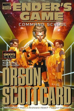 Ender's Game, Volume 2: Command School