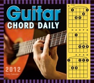 Guitar Chord Daily 2012 Box/Daily