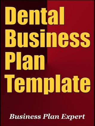 Dental Business Plan Template