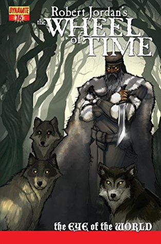 Robert Jordan's Wheel of Time:The Eye of the World #16
