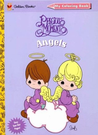 Angels (Coloring Book)