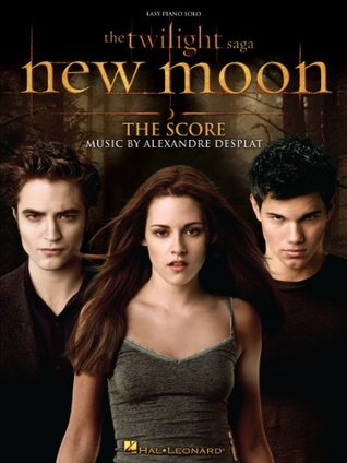The Twilight Saga - New Moon: The Score Songbook: Easy Piano Solo