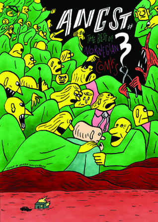 Angst 3 - The Best of Norwegian Comics (Angst, #3)