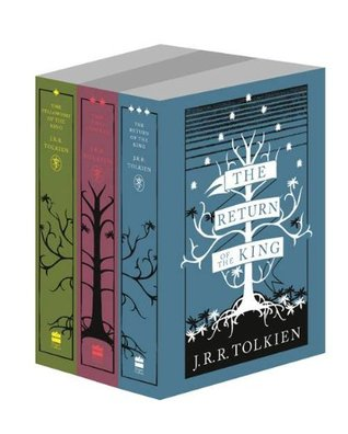 The Lord of the Rings 3-book clothbound special editions
