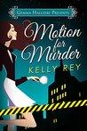 Motion for Murder (Jamie Winters, #1)