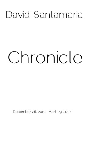 Chronicle December 26, 2011: April 29, 2012