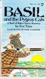 Basil and the Pygmy Cats (Basil of Baker Street, #3)