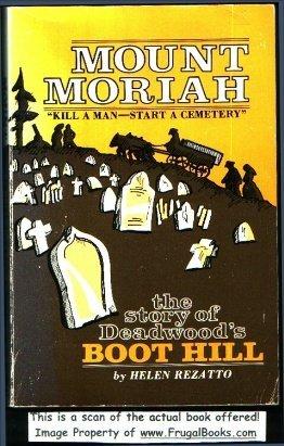 Mount Moriah: Kill a Man...Start a Cemetery