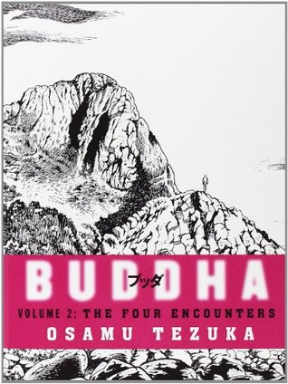 Image result for Buddha, Vol. 2: The Four Encounters