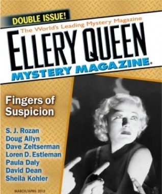 Ellery Queen Mystery Magazine (March/April 2015)
