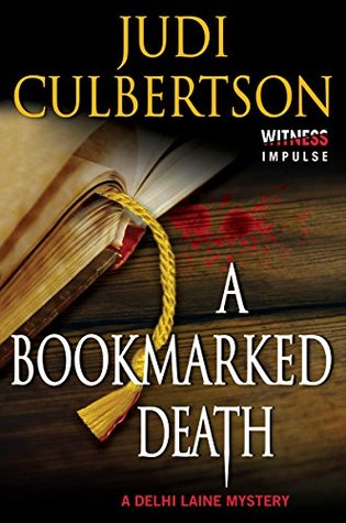 A Bookmarked Death (Delhi Laine Mystery #4)