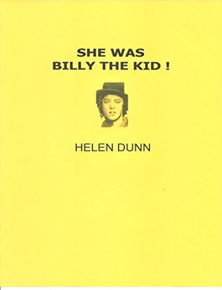 She was Billy the Kid