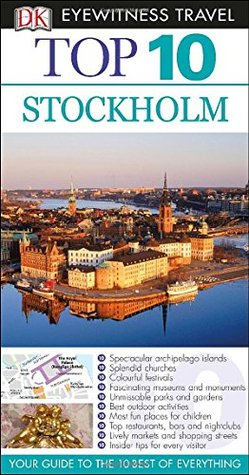 DK Eyewitness Top 10 Travel Guide: Stockholm