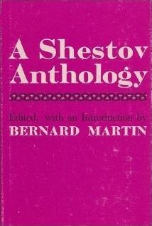A Shestov Anthology