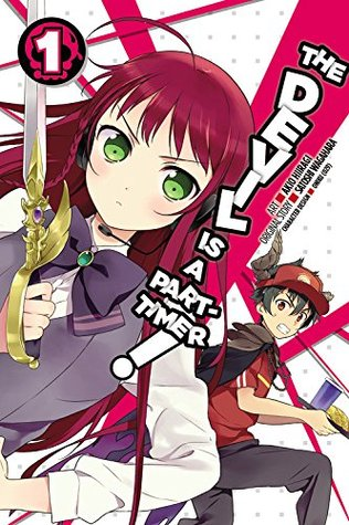 The Devil is a Part-Timer Manga, Vol. 1