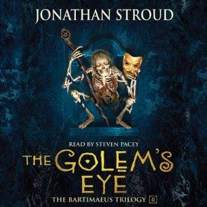 The Golem's Eye                  (Bartimaeus #2)