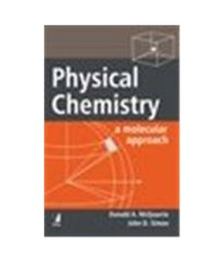 Physical chemistry a molecular approach by donald a mcquarrie fandeluxe Image collections