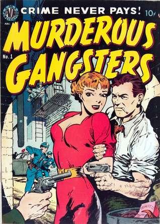 Murderous Gangsters (Comic Book)