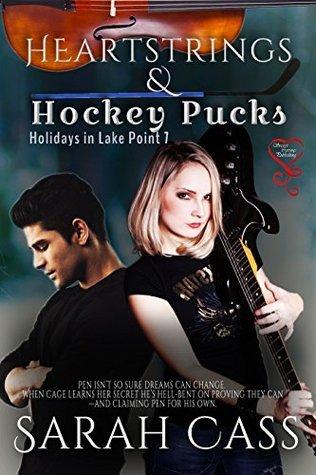 Heart Strings and Hockey Pucks (Holidays at Lake Point Book 7)